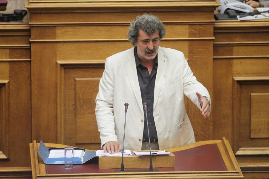 Άρση ασυλίας για τον Παύλο Πολάκη αποφάσισε η Βουλή