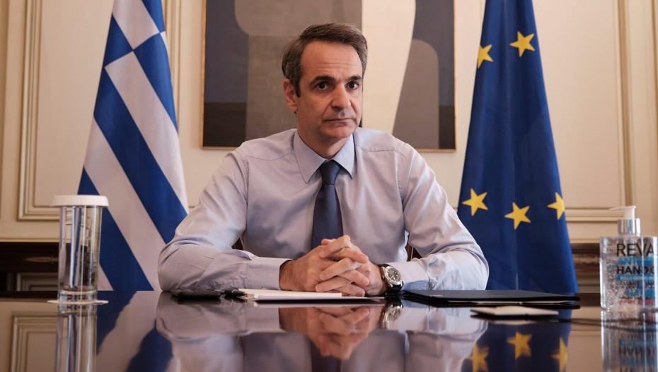 Κυρ. Μητσοτάκης: Ψήφος εμπιστοσύνης στη χώρα μας η συμφωνία με τις ΗΠΑ