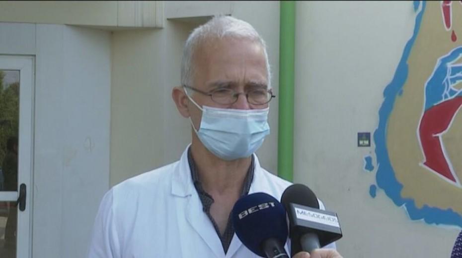 Ν.Γραμματικόπουλος: Νεκρός ο διευθυντής της κλινικής Covid Καλαμάτας
