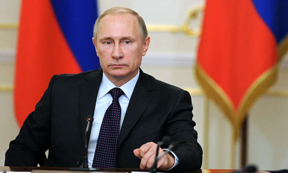 «Ναι» με... αστερίσκους από Πούτιν για διάθεση αερίου στην ΕΕ
