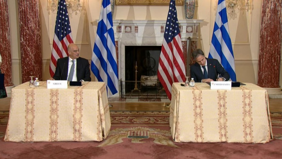 Η Ελλάδα ενισχύεται γεωοπολιτικά και στρατηγικά