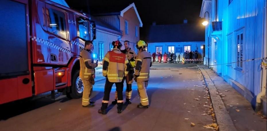 Αιματοκύλισμα από επίθεση άνδρα οπλισμένου με τόξο και βέλη στη Νορβηγία