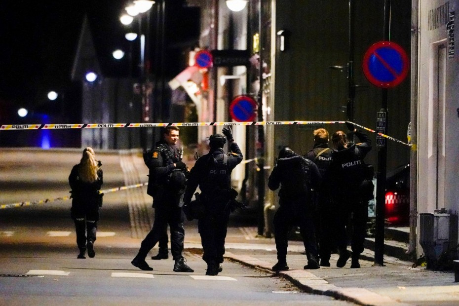 Νορβηγία: Δανός, 37 ετών και μόνιμος κάτοικος της Κονγκσμπέργκ ο δράστης των επιθέσεων με τόξο και βέλη