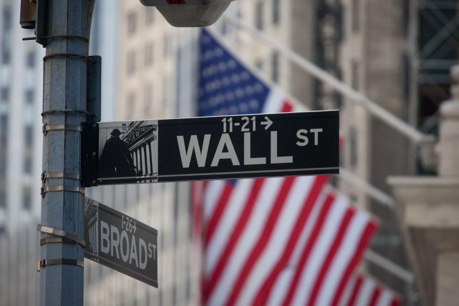 Mικρή άνοδος στη Wall Street